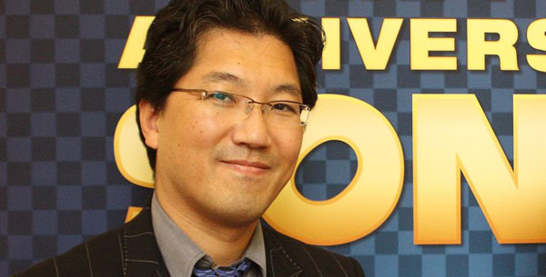 Yuji Naka, creator of Sonic the Hedgehog